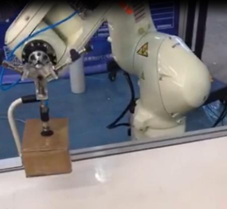 机器人系统三维抓取